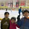 カブ隊スケート訓練(2020.2.16大須スケート場)